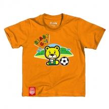 原創純棉短袖圖T《熊熊世界杯》