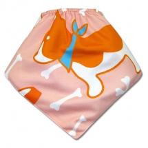 CoolMax吸濕透氣防水口水巾、領巾_ 領巾狗狗