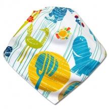 CoolMax吸濕透氣防水口水巾、領巾 _ 動物派對