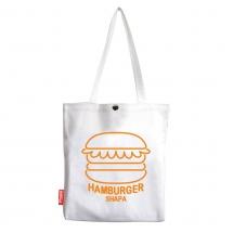 SHAPA圖案環保袋 _Hamburger