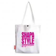 SHAPA圖案環保袋 _SHAPA STYLE