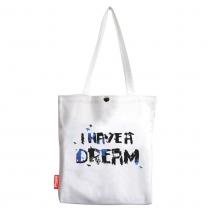 SHAPA圖案環保袋 _我有一個夢