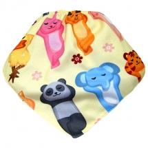 CoolMax吸濕透氣防水口水巾、領巾 _ 懶洋洋
