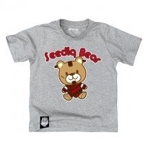 純棉短袖圖T《莫那魯熊》