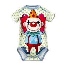 CoolMax吸濕排汗包屁衣_歡樂小丑