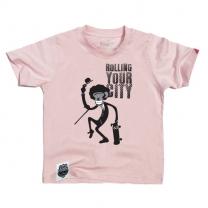 猴子紳士-粉紅