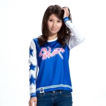 SHAPA保暖圓領T恤_多款全彩滿版★長袖潮T★SHAPA STAR棒球衣