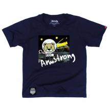 純棉短袖圖T《太空熊熊》