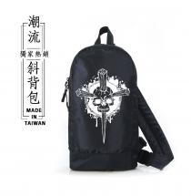 日系多功能-潮流斜背包(十字架)