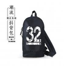 日系多功能-潮流斜背包(NO.32)
