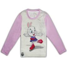 SHAPA保暖圓領T恤(童)_多款全彩滿版★長袖潮TEE★溜冰兔兔