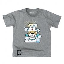 原創純棉短袖圖T《哆啦熊》