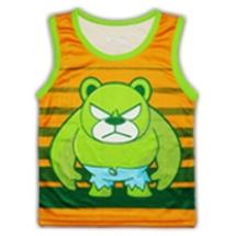 CoolMax全彩兒童背心_浩克熊