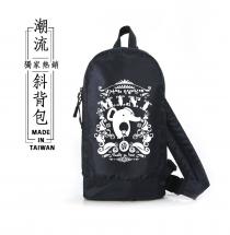 日系多功能-潮流斜背包(迷你象)